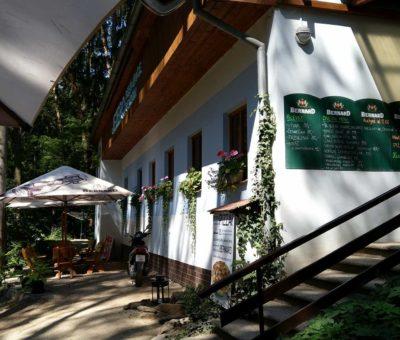 Vranovská přehrada penzion restaurace Vranov pizzerie